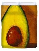 Avocado Palta 7 - Modern Art Duvet Cover