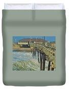 Avon Pier 6 10/10 Duvet Cover
