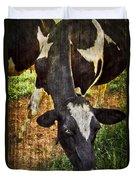 Awww Shucks Duvet Cover by Debra and Dave Vanderlaan