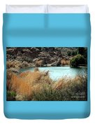 Ayer Lake Duvet Cover