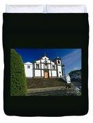 Azorean Church Duvet Cover