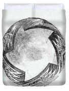 Aztec Bowl Duvet Cover