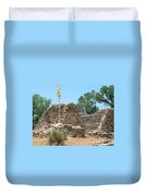 Aztec Ruins National Monument Duvet Cover