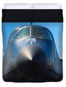 B-1 Bomber Duvet Cover