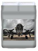 B-17 Dreams Duvet Cover