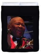 B. B. King Duvet Cover