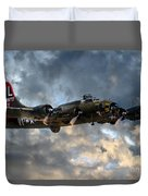 B17 Tribute Duvet Cover