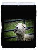 Baa Baa Black Sheep Duvet Cover