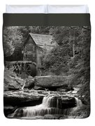 Babcock Grist Mill No. 1 Duvet Cover