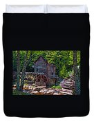 Babcock State Park Duvet Cover