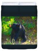 Baby Bear Cub Duvet Cover