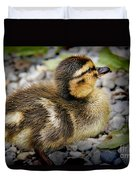 Baby Duck Duvet Cover