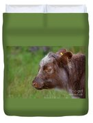 Baby Highland Cow Duvet Cover