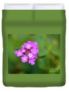 Flower - Baby In Pink Duvet Cover