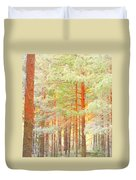 Baby Its Cold Outside But The Trees Don't Freeze  Duvet Cover