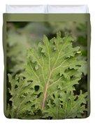 Baby Kale Duvet Cover