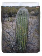Baby Saguaro Cactus Duvet Cover