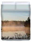 Back Bay Duvet Cover