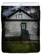 Back Door Duvet Cover