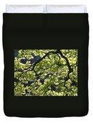 Backlit Tree Duvet Cover