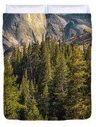 Backroads Of Yosemite Duvet Cover