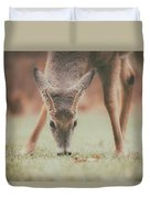 Backyard Beauty Duvet Cover