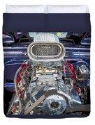 Bad Boy Blower Motor Duvet Cover