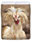 Bad Hair Day Duvet Cover