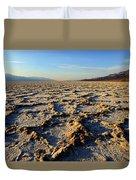 Badwater Basin Duvet Cover