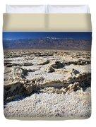 Badwater Telescope Peak Extremes   Duvet Cover