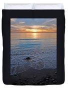 Baja California Rt 1 Coast 11 Duvet Cover
