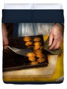 Baker - Food - Have Some Cookies Dear Duvet Cover