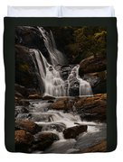 Bakers Fall. Horton Plains National Park. Sri Lanka Duvet Cover