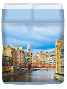 Balamory Spain Duvet Cover