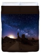 Balance Duvet Cover by Dustin  LeFevre