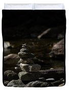 Balance In Nature Duvet Cover