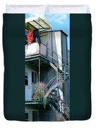 Balcony 1 Duvet Cover