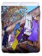 Balcony Duvet Cover by Ben and Raisa Gertsberg