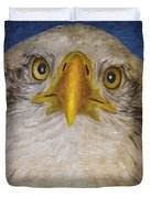 Bald Eagle 4 Duvet Cover