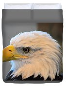 Bald Eagle 7615 Duvet Cover