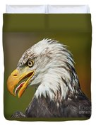 Bald Eagle... Duvet Cover