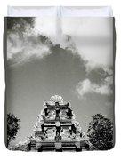 Bali Temple Duvet Cover