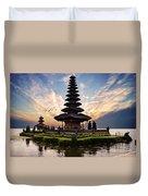 Bali Water Temple 2 Duvet Cover