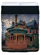 Ball Eddleman Mcfarland House Duvet Cover