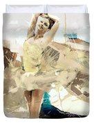 Ballerina 34 Duvet Cover