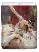 Ballerina 36 Duvet Cover