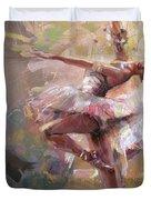Ballerina 40 Duvet Cover