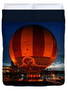 The Great Balloon Duvet Cover