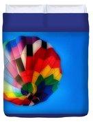 Balloon Colors Duvet Cover