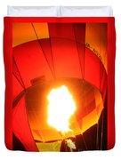 Balloon-glow-7917 Duvet Cover